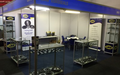 LMB Stand At Automechanika Johannesburg