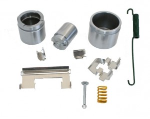 Caliper Pistons with Springs